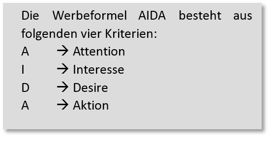 derjenige der die erste auswahl bei der bewerbung trifft muss von den qualitten berzeugt werden es gilt ein erstes interesse zu - Aida Bewerbung
